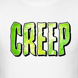 Creep Tee White - Men's T-Shirt