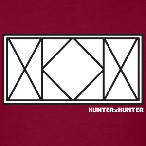 Hunter x Hunter Killua Logo - Men's T-Shirt