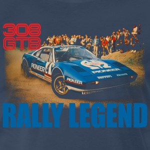 rally legend T-Shirts - Men's Premium T-Shirt