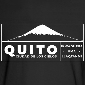 Quito Long Sleeve Shirts - Men's Long Sleeve T-Shirt