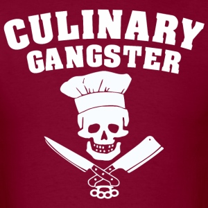 Culinary Gangster Chef - Men's T-Shirt