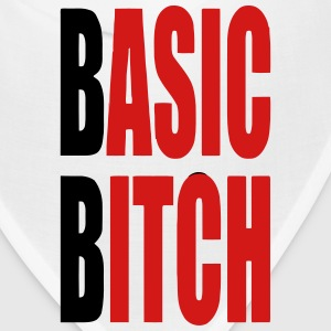 BASIC BITCH Caps - Bandana