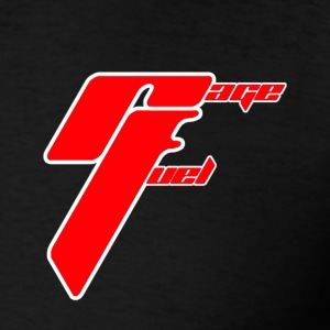 Rage-Fuel Logo T-Shirts - Men's T-Shirt