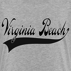virginia beach Baby & Toddler Shirts - Toddler Premium T-Shirt