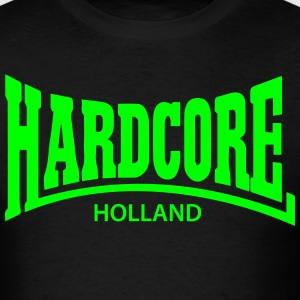 T-Shirt Hardcore Holland - Men's T-Shirt