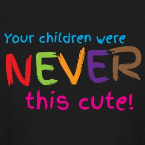 Your children were never this cute Kids' Shirts - Kids' Long Sleeve T-Shirt