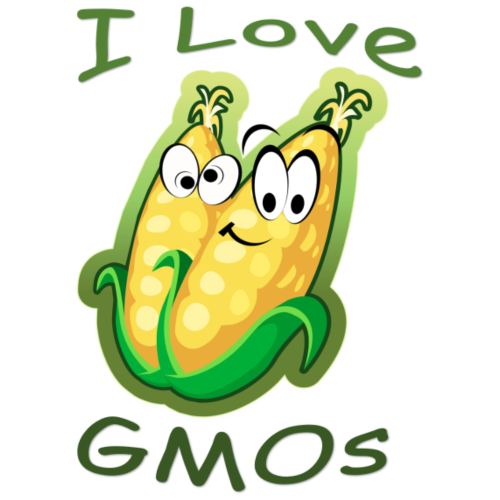 I Love GMOs