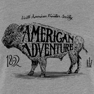 American Adventure - Women's Premium T-Shirt