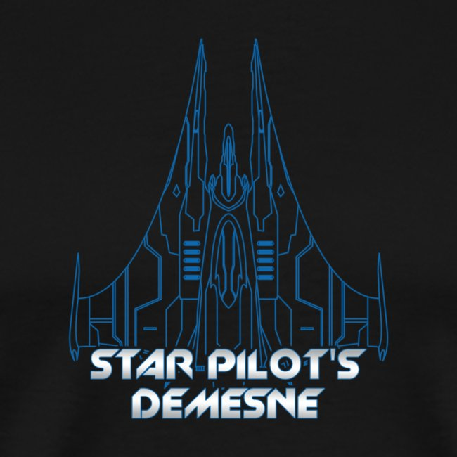 Star Pilot's Demesne Title Tee