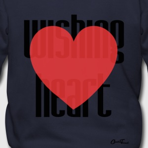 Wishing heart Zip Hoodies & Jackets - Men's Zip Hoodie