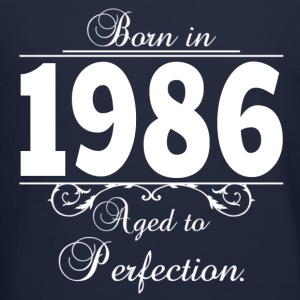 Born in 1986 birthday Long Sleeve Shirts - Crewneck Sweatshirt