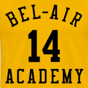 Fresh Prince: Bel-Air Academy Basketball - Men's Premium T-Shirt