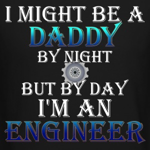 Daddy Engineer Mens Crewneck Sweatshirt - Crewneck Sweatshirt