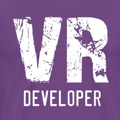 VR Developer (white)