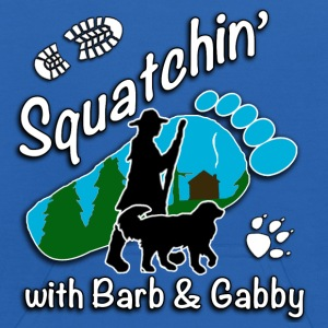 Squatchin with Barb and Gabby Kids Pull over Hoodi - Kids' Hoodie