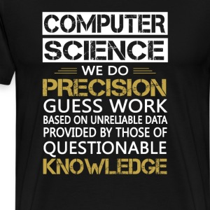 COMPUTER SCIENCE - Men's Premium T-Shirt