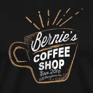 Bernie's Coffee Shop - Men's Premium T-Shirt