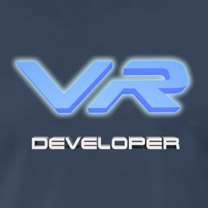 VR Developer (3D) - Men's Premium T-Shirt