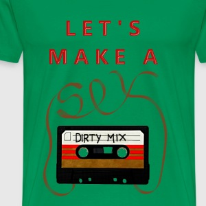Let's make a sextape T-Shirts - Men's Premium T-Shirt