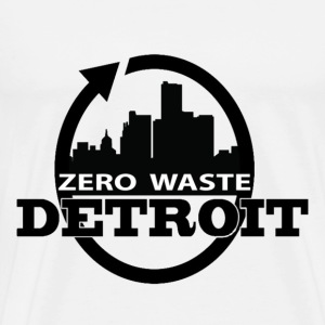 Zero Waste Detroit - Men's Premium T-Shirt