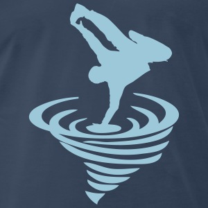 Breakdancer - Men's Premium T-Shirt