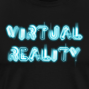 VIRTUAL REALITY (CAD title) - Men's Premium T-Shirt