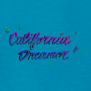 CALI DREAMER PINK PURPLE Kids' Shirts - Kids' T-Shirt