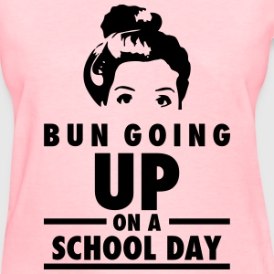 Bun Going Up Women's T-Shirts - Women's T-Shirt