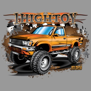1HighToy Lifted Truck