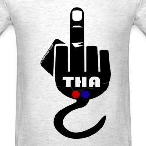 FCK THA HOOK - Men's T-Shirt