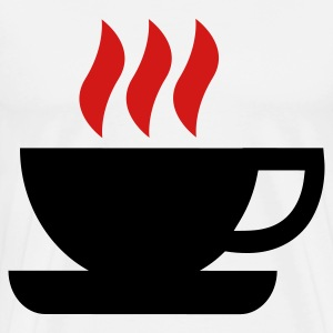 Coffee Mug T-Shirts - Men's Premium T-Shirt