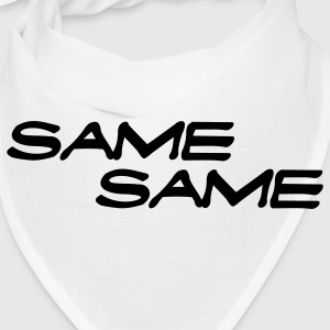 The same the same Caps - Bandana