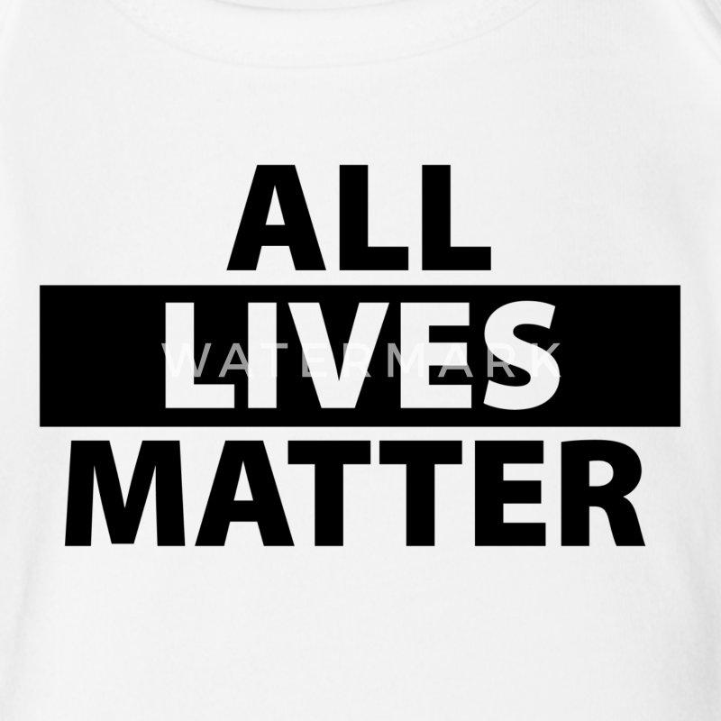 All Lives Matter One Piece | Spreadshirt