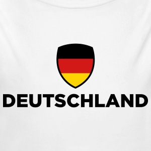 National Flag of Germany Baby Bodysuits - Long Sleeve Baby Bodysuit