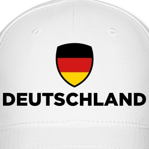 National Flag of Germany Caps - Baseball Cap