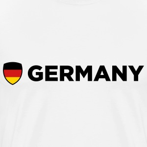 National Flag of Germany T-Shirts - Men's Premium T-Shirt