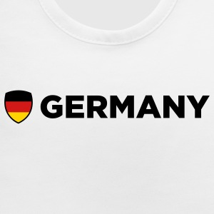 National Flag of Germany Baby Bibs - Baby Bib