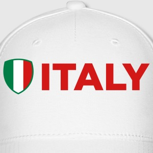 National Flag of Italy Caps - Baseball Cap