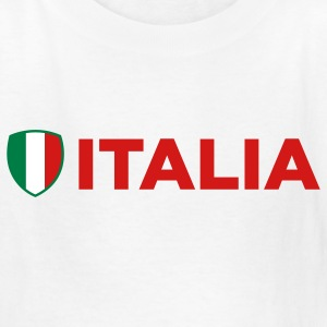 National Flag of Italy Kids' Shirts - Kids' T-Shirt