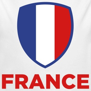 National Flag of France Baby Bodysuits - Long Sleeve Baby Bodysuit