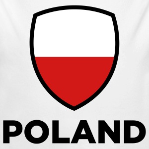 National Flag of Poland Baby Bodysuits - Long Sleeve Baby Bodysuit
