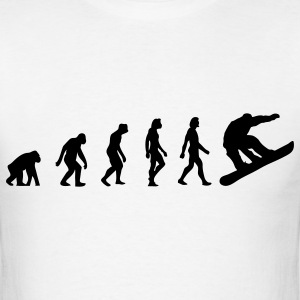 The Evolution of Snowboarding T-Shirts - Men's T-Shirt
