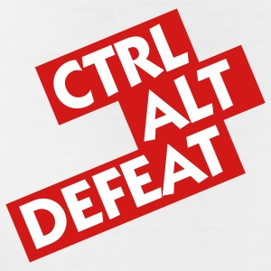 Ctrl Alt Defeat Bottoms - Leggings by American Apparel