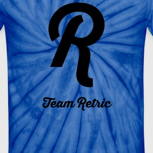 Team Retric First Shirt (made by UzI) - Unisex Tie Dye T-Shirt