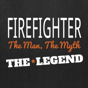 firefighter legend Bags & backpacks - Tote Bag