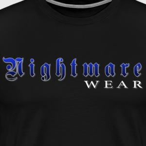 Nightmare Wear Logo - Men's Premium T-Shirt