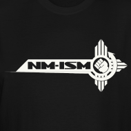 Design ~ Men's NM-ISM Logo Tall Tee