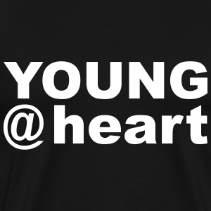 Young at heart T-Shirts - Men's Premium T-Shirt