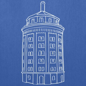 Water tower Berlin Bags & backpacks - Tote Bag