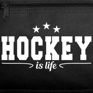 Hockey is life 4 Bags & backpacks - Duffel Bag